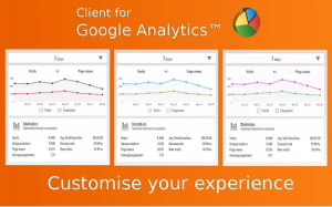 Client for Google Analytics 300x187 Quickly Track Daily Visitor Without Logging To Google Analytics